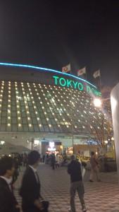 プレミア12準決勝東京ドーム