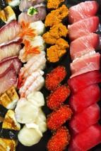 お寿司は太る