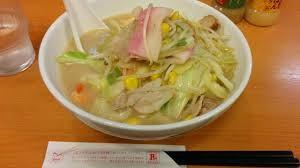 リンガーハット野菜たっぷり食べるスープ
